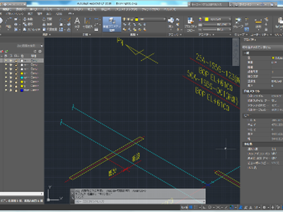 DRAWING INPUT WORKING BY AUTO CAD